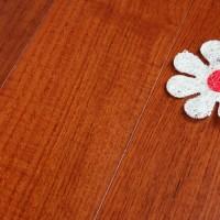 亿都缅甸柚木实木地板纯实木质地板卧室木地板