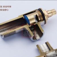 三角阀 邦龙 冷热通用全铜加厚 水**马桶热水器下水管专用 特价