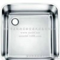 专业生产 不锈钢狐口水槽(304材质) 400*400*250