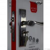 执手钢木门锁室内门锁不锈钢房门锁锁具现代五金机械门锁零售