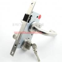 多玛门锁 ST6100 不锈钢防火门执手门锁