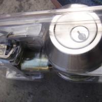 飞球7301SS不锈钢双面闭锁呆锁通道锁固定锁球形锁阳台锁隐形门锁