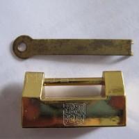 直销仿古铜锁古铜锁 门锁 雕花锁 家具锁