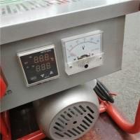 液压式四环双柱热熔焊机 数显式塑料管材对接焊接机 PE管半自动热熔焊机