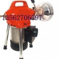 GQ-190A型电动下水管道疏通机/清理机/清理器 疏通机生产厂家