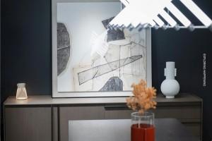 现代极简家具品牌交汇3D城市,MILOM casa重庆店开业!